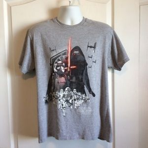 🔲 STAR WARS - The Force Awakens T-Shirt